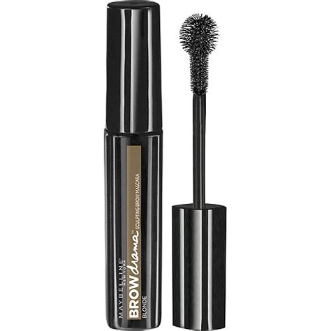 Maybelline Eyebrow Mascara maybelline eye studio brow drama brow mascara