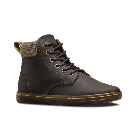 Sepatu Dr Marteens 8 Brown maelly wildhorse s boots shoes official dr