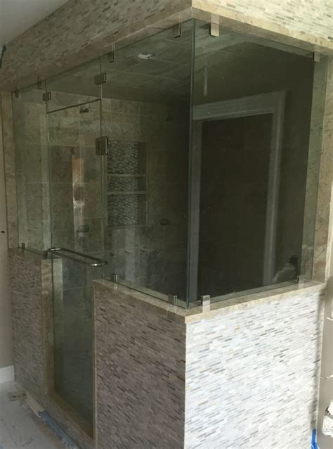 Shower Door And Window Steam Showers Frameless Shower Doors