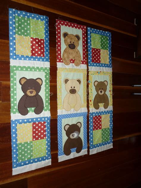 Free Baby Quilt Applique Patterns by Free Monkey Applique Quilt Patterns Vintage Quilt