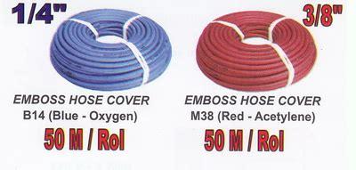 Selang Oxigen 10 19b selang las engkel b14 biru oxygen products of