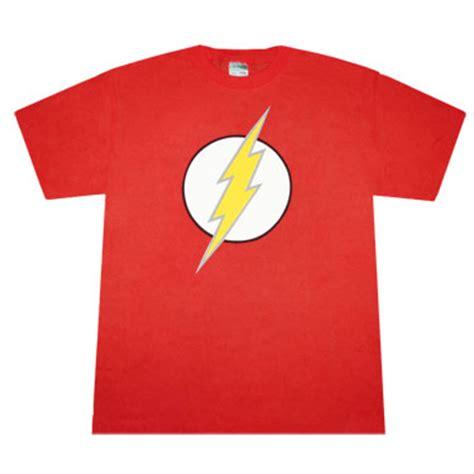 Tshrit The Flash 18 t shirt flash logo pour seulement 18 90 sur merchandisingplaza