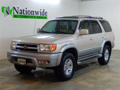 how to sell used cars 1999 toyota 4runner free book repair manuals sell used 1999 toyota 4runner limited in 906 lebanon st monroe ohio united states for us
