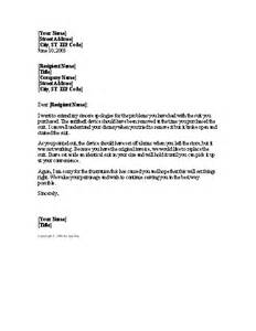 Sle Letter For Product Replacement Apology For Product With Replacement Offer Word 2003 Or Newer Letter Sles And