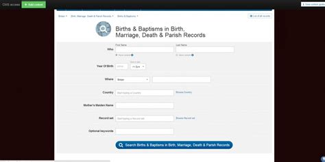 How To Find Birth Records With Only Mothers Name How To Search Findmypast Findmypast Genealogy Ancestry History From Findmypast