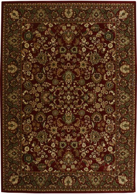 World Wo02 Red Rug World Rugs