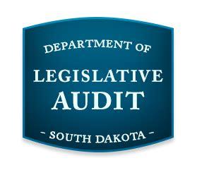legislative audit homepage