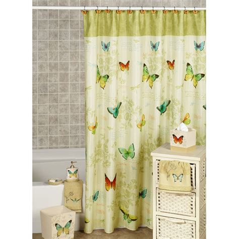 shower curtain butterfly hooks for a purple butterfly shower curtain useful
