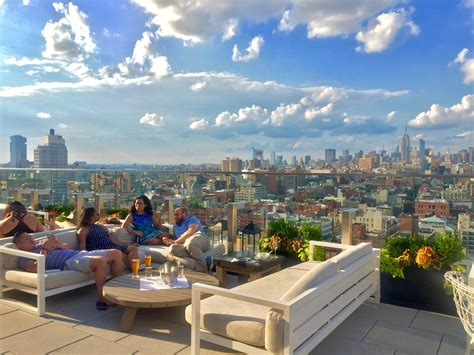 top rooftop bars in nyc top 5 new nyc rooftop bars gourmadela