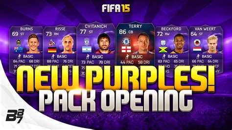 reset online record fifa 15 new purples and record breaker terry fifa 15 pack