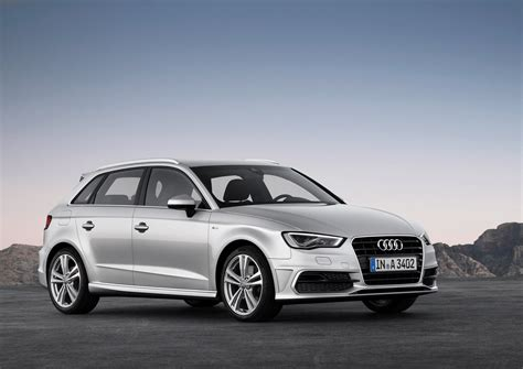 type 8v audi a3 sportback exterior front view eurocar news