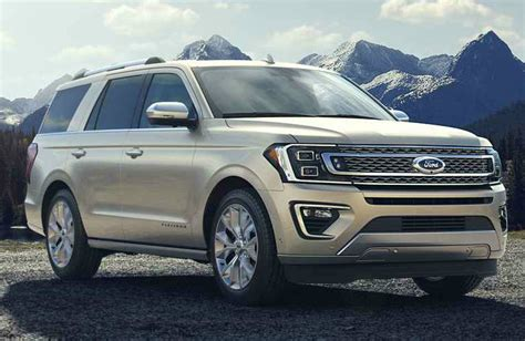 Expedition E6664m Black Gold White 2018 ford expedition exterior color options