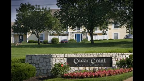 one bedroom apartments overland park ks cedar crest apartments for rent in overland park kansas