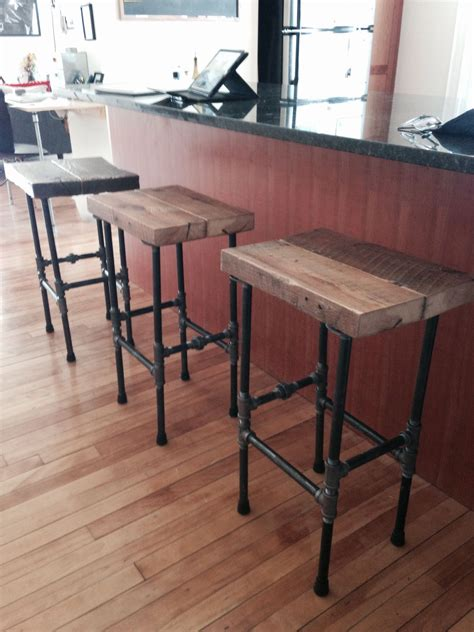 bar stool ideas bar stools bar stools pinterest stools pipes and