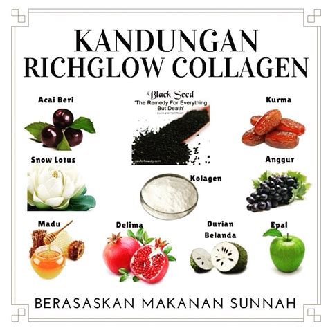 Minuman Kolagen Collagen richglow collagen skudai richglow drink johor bahru collagen drink senai minuman