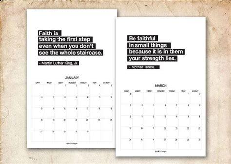 printable quotes calendar calendar black and white quotes quotesgram