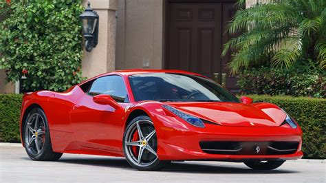 Ferrari 453 Italia by 2013 Ferrari 458 Italia S107 Los Angeles 2017