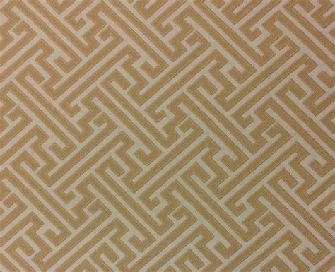 Gold Velvet Upholstery Fabric Ballard Designs Milina Gold Geometric Greek Key Designer