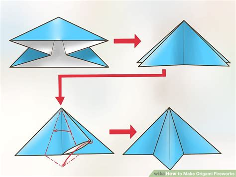 how to make origami fireworks origami fireworks how to make origami fireworks with