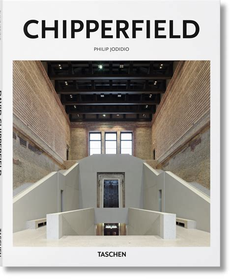 david chipperfield taschen books basic art series
