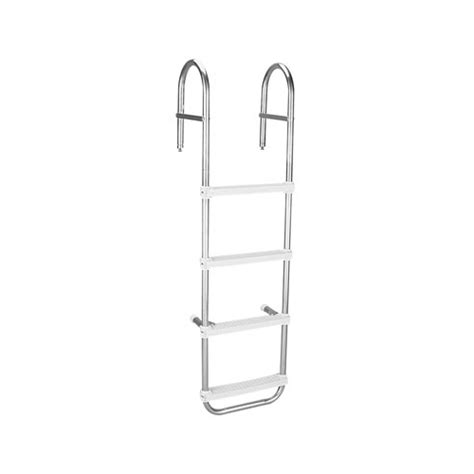 boat ladder latch garelick latch type boarding ladder west marine