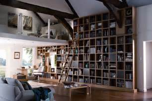 Country Homes And Interiors Recipes Bookshelf Wall Bookshelf Ideas Living Room Amp Study