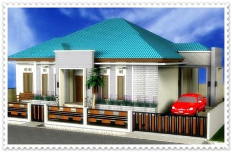 contoh model perumahan gaya minimalis modern terbaru