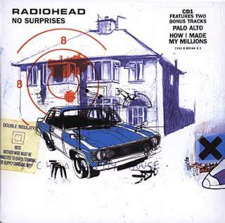 traduzione testo radiohead radiohead no surprises ufficiale testo e