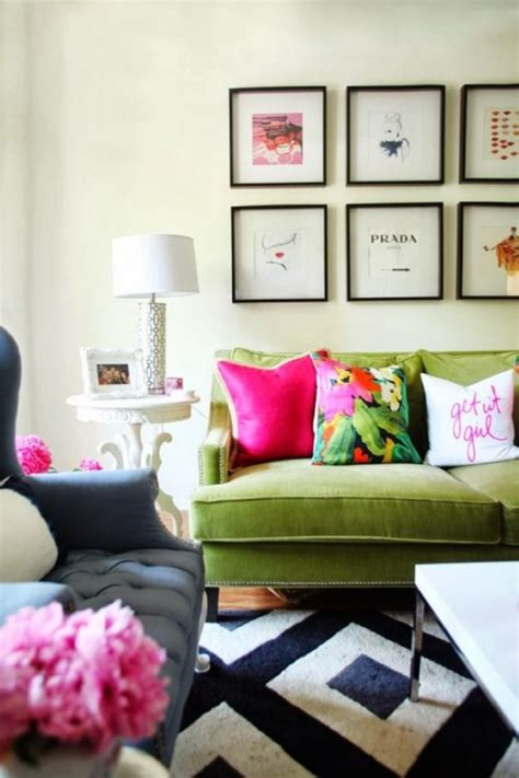 the fall room to live 15 green living room ideas for fall