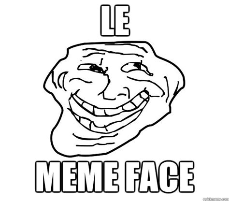 Crazy Face Meme - meme faces