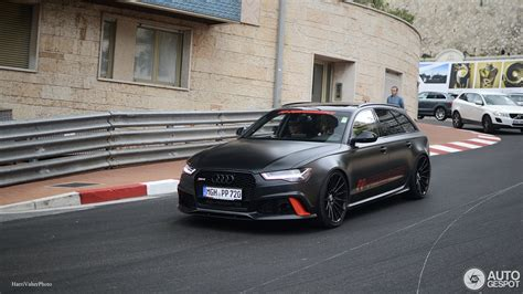 Audi Rs6 Pp Performance by Audi Rs6 Avant C7 2015 By Pp Performance 25 April 2017