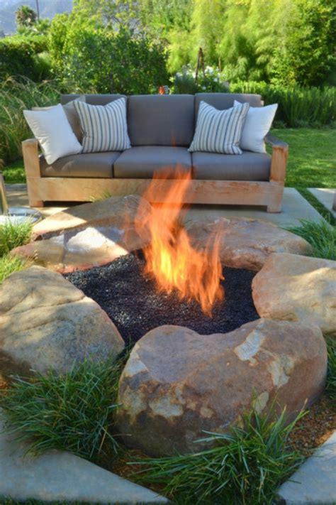 Backyard Grill Umweltfreundliche Gartengestaltung Mit Feuerstellen