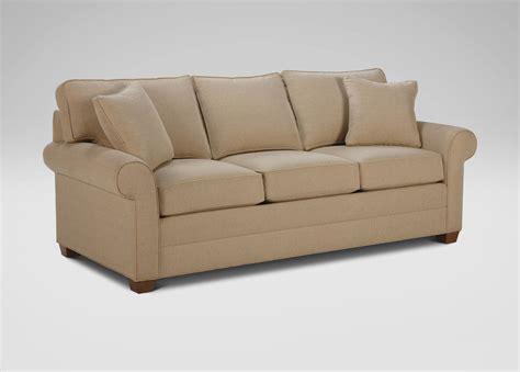 roll arm loveseat ethan allen