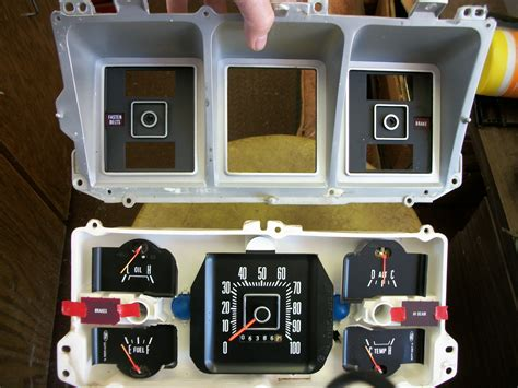 instrument panels compared ford truck enthusiasts forums