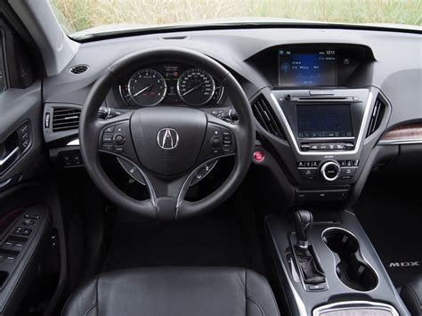 Acura Suv Interior by 2014 Acura Mdx Elite Review Cars Photos Test Drives