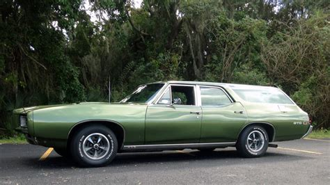 69 pontiac tempest 1969 pontiac tempest custom wagon k132 kissimmee 2016
