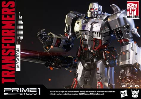 transformers g1 transformers megatron transformers generation 1 statue by