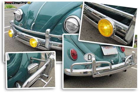 1962 vw beetle convertible lighting jbugs order 1963 turn