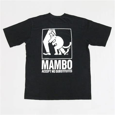 T Shirt Mambo vintage mambo accept no substitutes t shirt for sale http