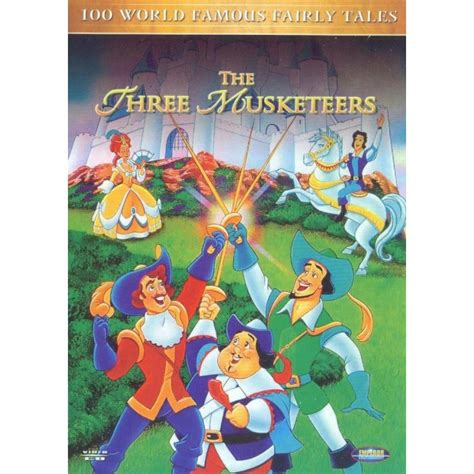 Vcd Original Sleeping 100 World Tale vcd 100 world tales the three musketeers