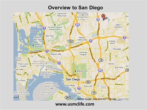military housing san diego canyon view officer military housing map to san diego usmc life