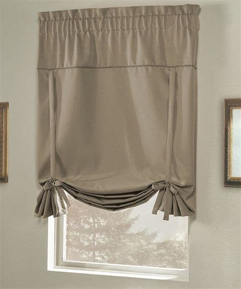 how to tie curtains that are too long tie up curtains renewal by andersen long island ny