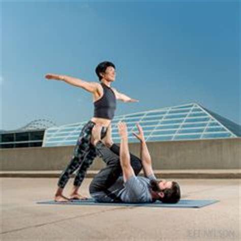 acro yoga tutorial beginner acroyoga 101 a classic sequence for beginners yoga