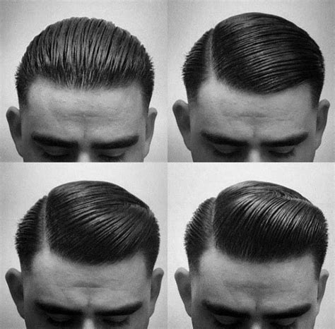 Executive Hairstyles by Rockabilly Hairstyle With Beard Newhairstylesformen2014