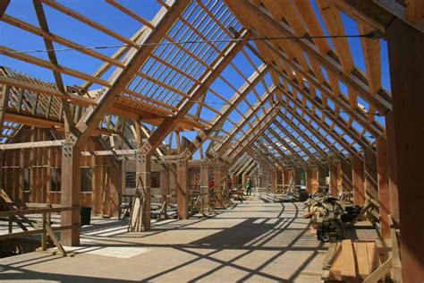 precedence studies timber construction the archi