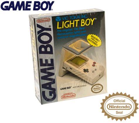 Boy Light by Light Boy For Gameboy