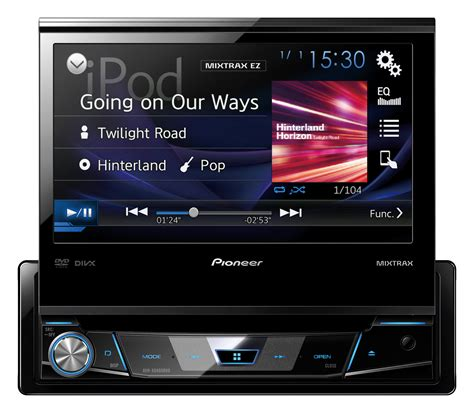 Auto Dvd by Car Dvd Audio Images Pioneer Electronics Usa