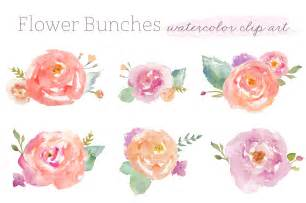 Free watercolor flower graphics free and free vector watercolor