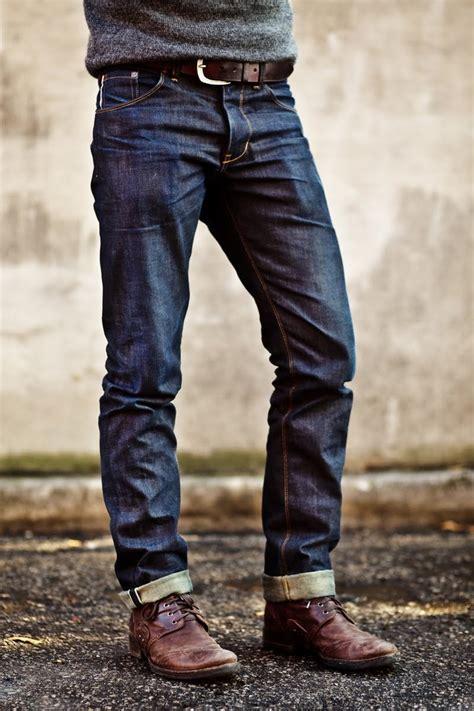 cuffed jean cuffed classic style