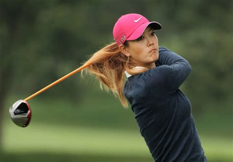 michelle swing michelle wie finds her comfort zone golf digest